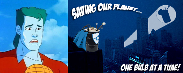 Saving our planet - Air Cycle Corp.