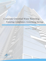 Recycling Whitepaper - Air Cycle Corp.