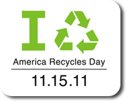 America Recycles Day - Air Cycle Corp.