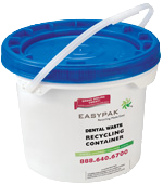 EasyPak Dental Bucket - Air Cycle Corp.